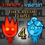 Flammegutten og vannjenta 4