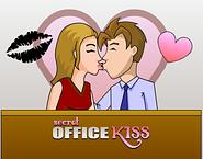 Kontor-kyss