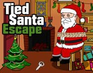 Tied Santa Escape