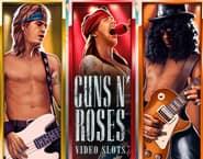 Guns And Roses Video Slot